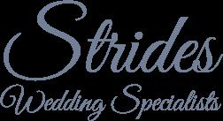 Strides Wedding Specialists logo