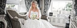 Strides wedding bouquet