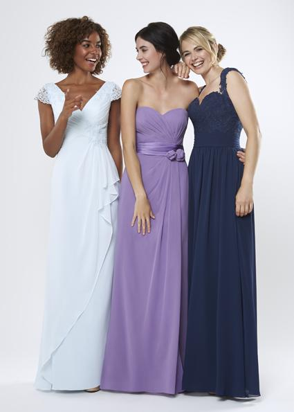 Bridesmaid dresses, chesterfield
